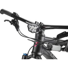 Lupine Alpha - Luces para bicicleta - 35 mm negro